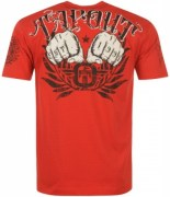COD. TS-10_ T-shirt TAPOUT Rossa